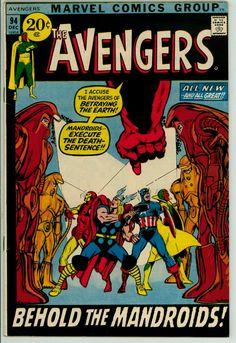 Avengers 94 (FN- 5.5)
