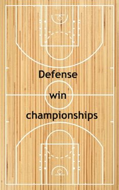 When deciding which defense is best for your team these are the three things you need to take into consideration.