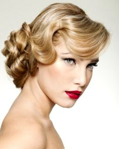 Magnificent Hollywood Wedding Wedding And Inspiration On Pinterest Short Hairstyles Gunalazisus