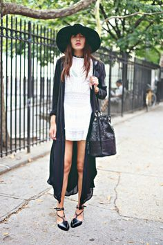 CASTING SPELLS - Natalie Off Duty #casual #dresses #layering