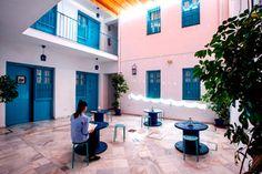Hotel Casual Sevilla de las Letras | Patio Andaluz