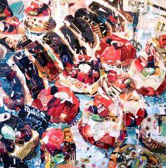 Paris Delights 1 by Derek Gores Collage Collage, Collages, Derek Gores, Find Objects, Types Of Art, Cool Eyes, Amazing Art, Paris, Nature