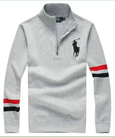 dbc5da19 Wholesale Cheap Mens Polo Ralph Lauren Designer Sweaters Sale