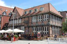 """Hamburg/ Bergedorf: Gasthof """"Stadt Hamburg"""""""
