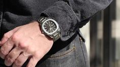 Patek Philippe Aquanaut | Crown & Caliber Hot Minute with a Watch