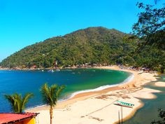 Yelapa The jumping-off point:  Puerta Vallarta, Mexico