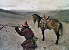 MONGOLIA IN COLOUR (1913)