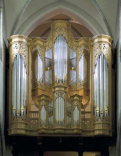 Sint-Niklaas - Nicolaaskerk - Flentroporgel