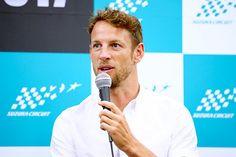 【SUPER GT】ジェンソン・バトン 「GT500マシンは小さなF1のよう」  [F1 / Formula 1]