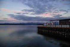 Sunset in Molde