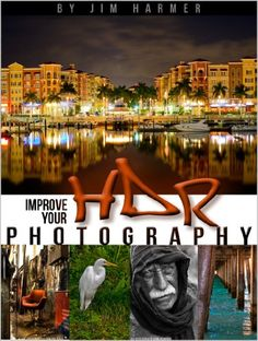 Improve Your HDR Photography Improve Your Photography - This book focuses on shooting HDR in the field, and post-processing your HDR images using Photomatix software. The book is packed full of hundreds of tips from professional HDR photographers.    The edition of this book currently available on this page was published on March 8, 2011. This new version has a significantly expanded section on post-processing your HDR on the computer using Photomatix. $5.99