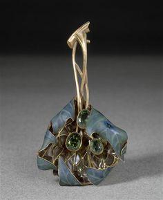 Ювелирное искусство модерна. Lucien Gaillard & Rene Lalique. Комментарии : LiveInternet - Российский Сервис Онлайн-Дневников