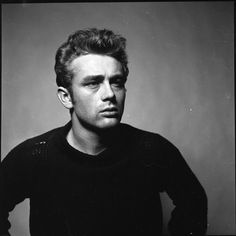 James Dean | Torn Sweater Series by Roy Schatt | December 29 1954, Life magazine.