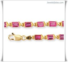 Gold Gemstone Jewelry designs