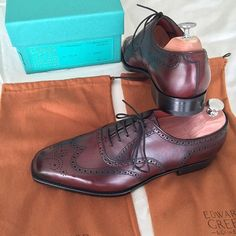 Edward Green...Inverness last 888 #edwardgreen#opc#pam605#shoes#bespoke#fashion#amazing#awesome#stunning#man#boys#guys#handmade#swag#leather#cute#style#stylist#model#iphoneonly#follow#followme# 😘 😘 😘