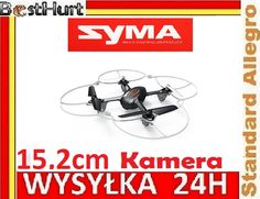 Syma X11C Quadcopter 4CH 2,4GHz Kamera HD 2.0MP