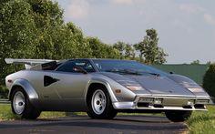 1982 Lamborghini Countach LP5000S