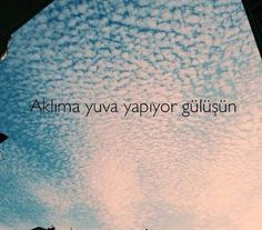 Aklıma yuva yapıyor gülüşün. Famous Quotes, Love Quotes, Strong Love, English Quotes, Just Love, Cool Words, The Dreamers, Poetry, Romance