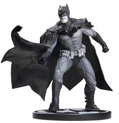 Hot off the best-selling JOKER graphic novel, artist Lee Bermejo adds his stunningly detailed interpretation of Batman to the Batman Black & White Statue line! Description from forbiddenplanet.com. I searched for this on bing.com/images