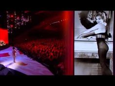 Gossip sings Candle In the Wind (Live) - Tribute to Marilyn Monroe 16/05/2012 @ Cannes Film Festival Opening Ceremony.