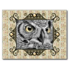 >>>This Deals          Decorative Owl Postcard           Decorative Owl Postcard you will get best price offer lowest prices or diccount couponeHow to          Decorative Owl Postcard please follow the link to see fully reviews...Cleck Hot Deals >>> http://www.zazzle.com/decorative_owl_postcard-239027665222352054?rf=238627982471231924&zbar=1&tc=terrest