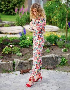 Ganni street style | Tone Damli Aaberge | Maple Silk Pants