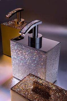 Swarovski Soap Dispenser