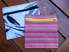 More pouches...