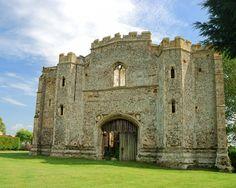 Pentney Abbey in Kings Lynn, Norfolk