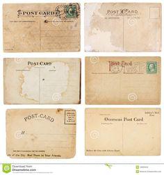 collection-six-vintage-postcards-16833445.jpg (1300×1390)