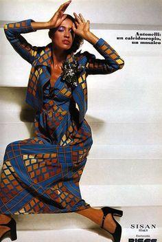 CAROL LA BRIE, Vogue Italia - 1971