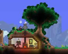 Tips on How to Get a Video Game Tester Job Terraria House Design, Terraria House Ideas, Video Game Art, Indie Games, Map Art, The Hobbit, Hobbit Hole, Pixel Art, Pokemon