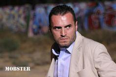 Meni Aga as Jacob Hadar in Mobster. Visit website for more information www.mobsterthemovie.com #action #film #movie #hollywood #mobster