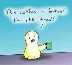 Koffie nodig