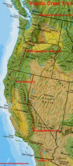 Another Long Walk: Paul Magnanti's 2002 Pacific Crest Trail Trail Thru-Hike |