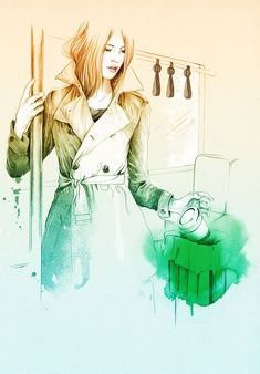 Image result for Talking art and fashion with Howard Tangye