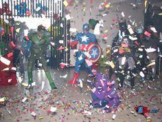 Celebremos!!!... Los Buenos Siempre ganan...