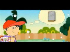 How & Why rain happens -Lesson for Kids -School Education Video