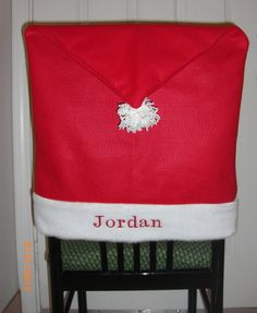 Holiday Decorative Chair Covers Amazon Adirondack 45 Best Images Christmas Ornaments Decorated Chairs Cover Backs For The Holidays Personalized Set Of Two 39 99 Via