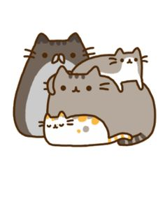 Pusheen the cat png 6 by 13taylorswiftlover13 on DeviantArt
