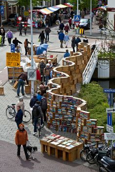 Market Day in Leiden!