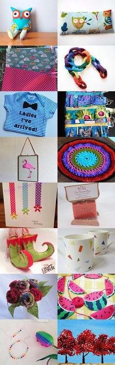 All about the colours! by Matt Brewer on Etsy--Pinned with TreasuryPin.com