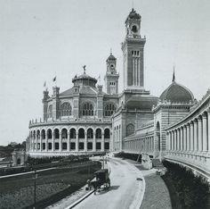 palais du troca 1900