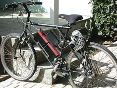 DIY Electric Bikes