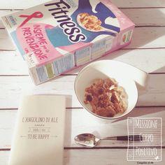 Positività non perfezione #MissioneCorpoPositivo #colazione #Nestlé #ad