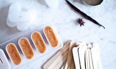Popsicles - Broskve, badyán, vanilka