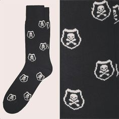 Socks: The clothing details which should be chosen in a clever way.