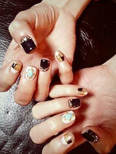 Block&Stone Nails