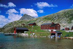 Rondvassbu - Rondane - Norske Naturperler
