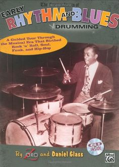 Bestseller Books Online The Commandments of Early Rhythm and Blues Drumming (Book & CD) Zoro, and Daniel Glass